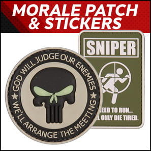 Patches & Stickers