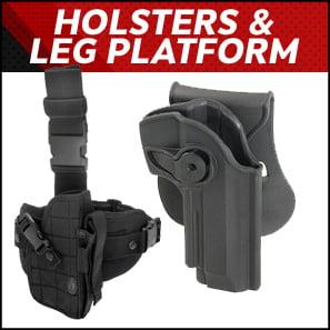 Holsters & Leg Platforms