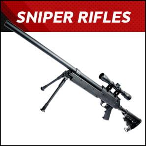 Airsoft Sniper Rifles