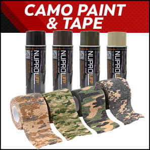 Camo Paints & Tapes