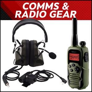 Comms & Radio Gear