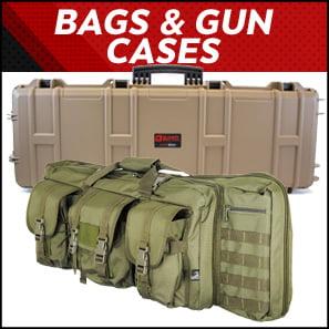 Airsoft Bags & Gun Cases