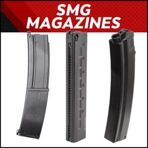 Submachine Gun Magazines