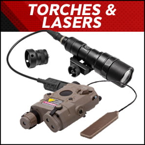 Tactical Torches & Lasers